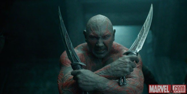 Guardians Of The Galaxy: Nine New Images Released
