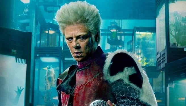 Guardians Of The Galaxy After The Credits Scene Was Originally Shot Without Spoiler