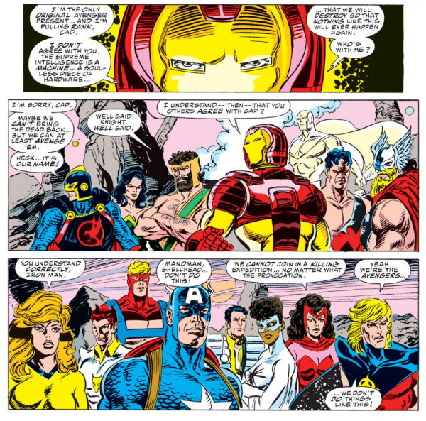 Stark Raving Mad: 5 Times Iron Man Went to the Dark Side