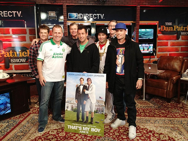 Dan Patrick, Jane Krakowski Set For Adam Sandler's Video Game Comedy Pixels