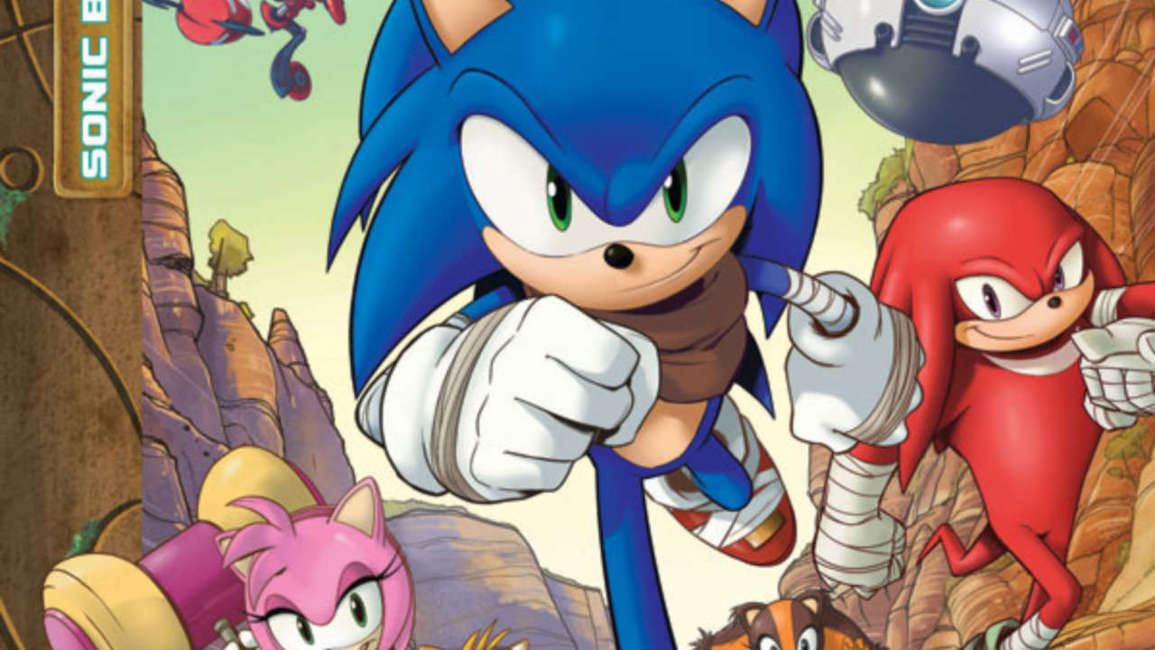 Sonic Boom Comics Coming From Archie