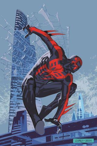 Spider-Man 2099 1 Leonardi Variant