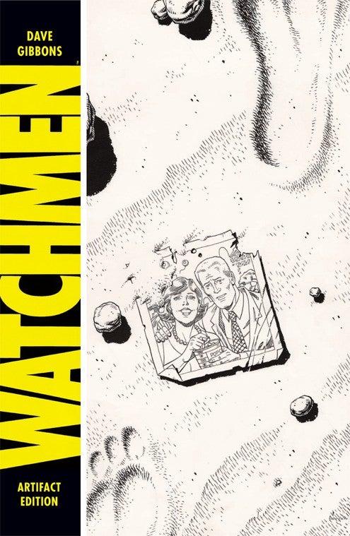 The Watchmen Comic Pdf