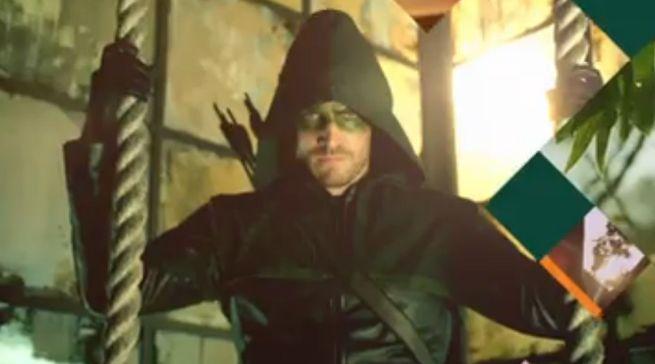 Arrow Suit Upgrade