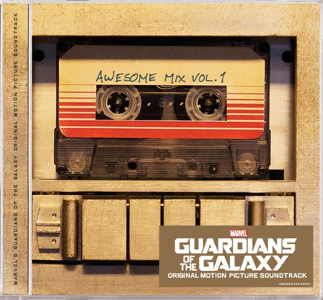 awesome mixtape 1 guardians of the galaxy soundtrack