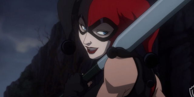 batman assault on arkham harley quinn
