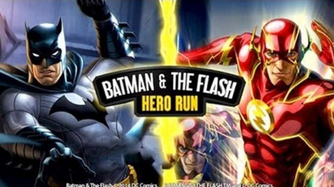 Batman and the Flash: Hero Run Icon