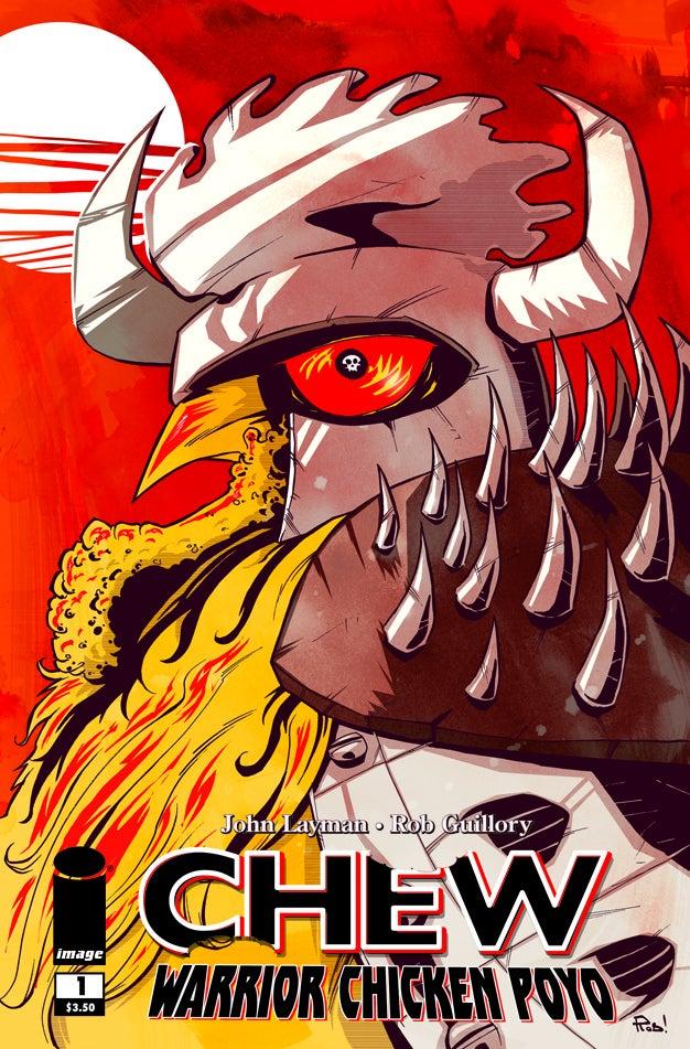 Chew Poyo SDCC 2nd print