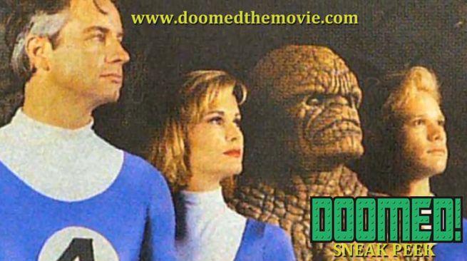 Doomed Fantastic Four