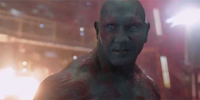 How Drax The Destroyer From Guardians Of The Galaxy Inspired A Kid With Autism