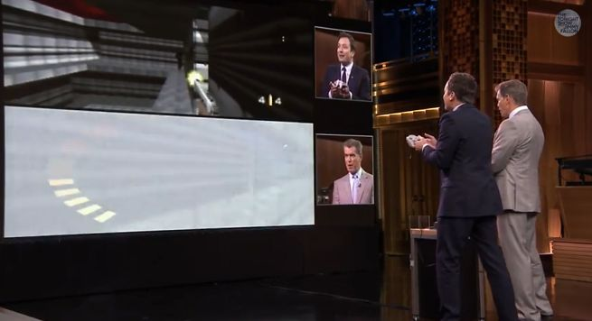 Pierce Brosnan Plays Nintendo's GoldenEye 007 With Jimmy Fallon