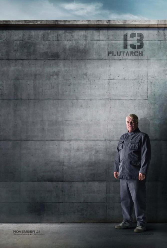 The Hunger Games: Mockingjay Part 1 District 13 Posters Released