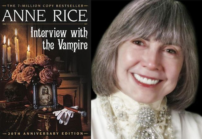 Interview With A Vampire Anne Rice