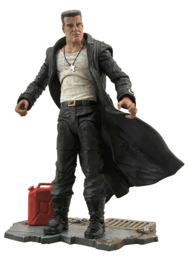 Sin City Movie Action Figures Exclusives For Toys R Us