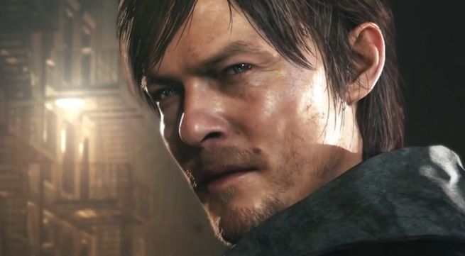 Norman Reedus Silent Hill