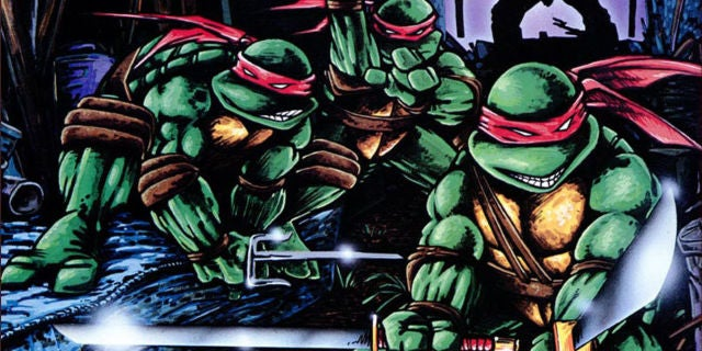 8 Crazy Moments from the Original Teenage Mutant Ninja Turtles Comic