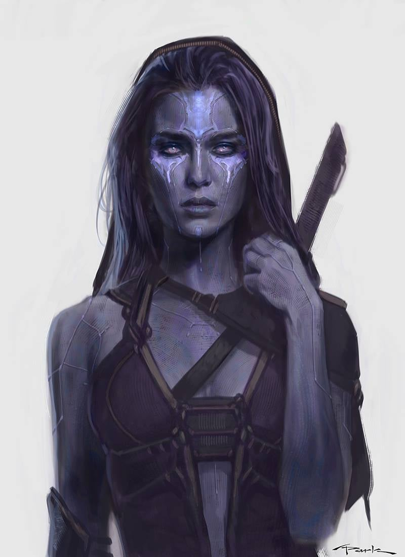 purple-gamora