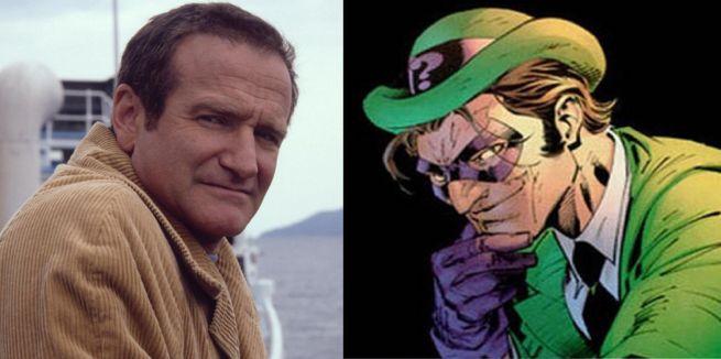Robin Williams Batman V. Superman