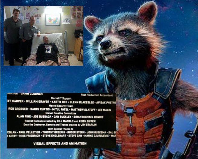 Rocket Raccoon Bill Mantlo