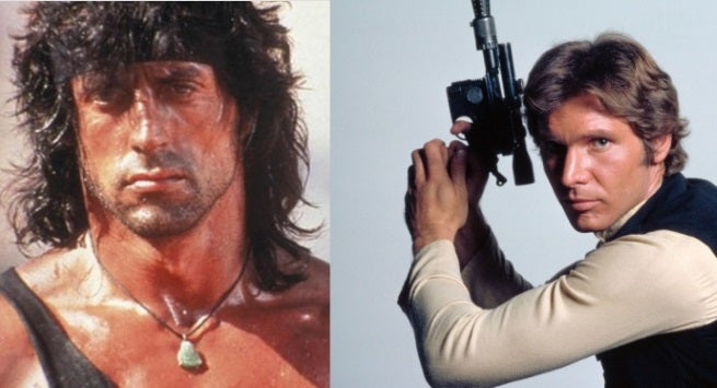 Sylvester Stallone Talks About His Star Wars Audition