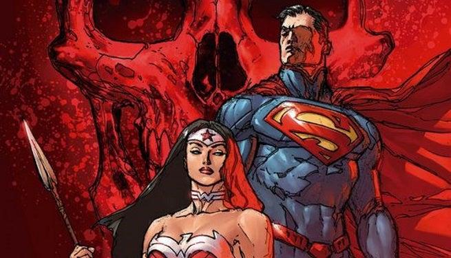 superman wonder woman 13