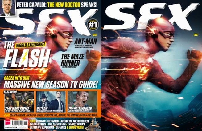 the flash sfx