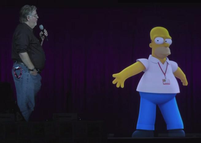 The Simpsons's Comic Con Presentation Gets Fox Sued