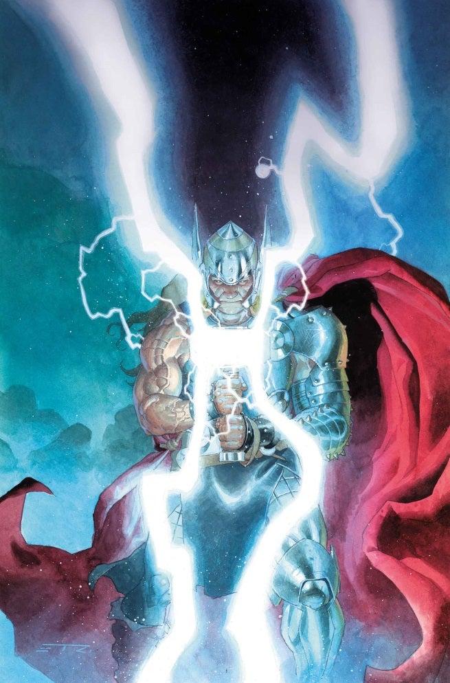 Thor God of Thunder 25 Cover