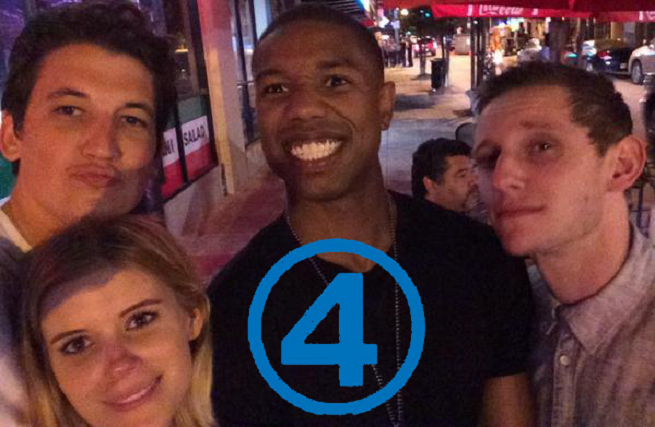 Kate Mara Wraps Production on Fantastic Four