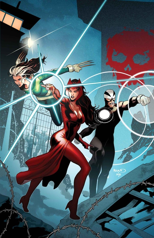 Uncanny Avengers 24 Cover
