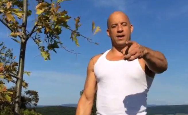Vin Diesel Challenge