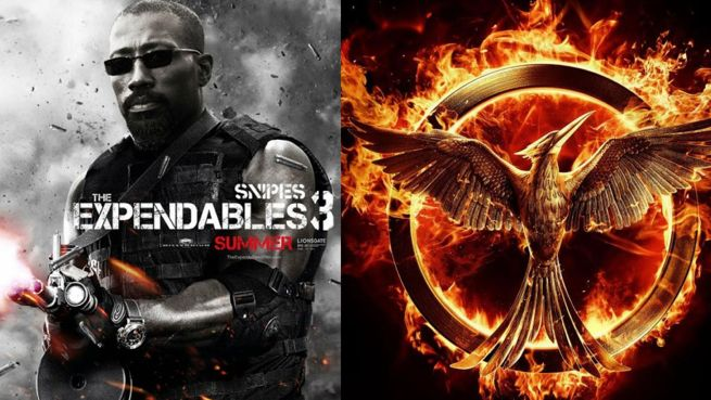 The Expendables 3 Star Wesley Snipes Was Up For The Hunger Games: Mockingjay Part 1 Role