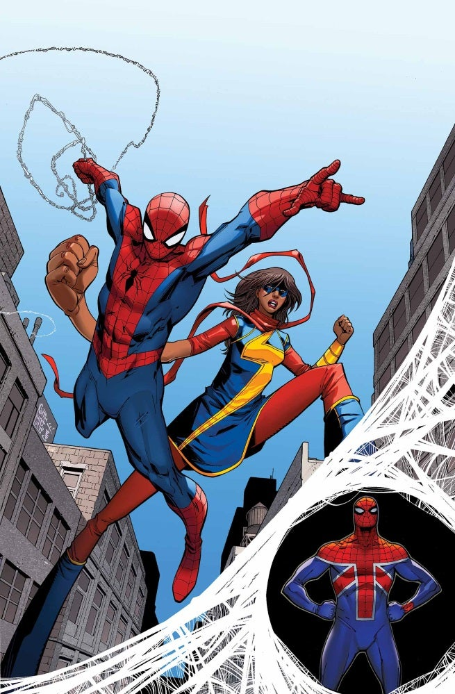 Amazing Spider-Man 7 Cover