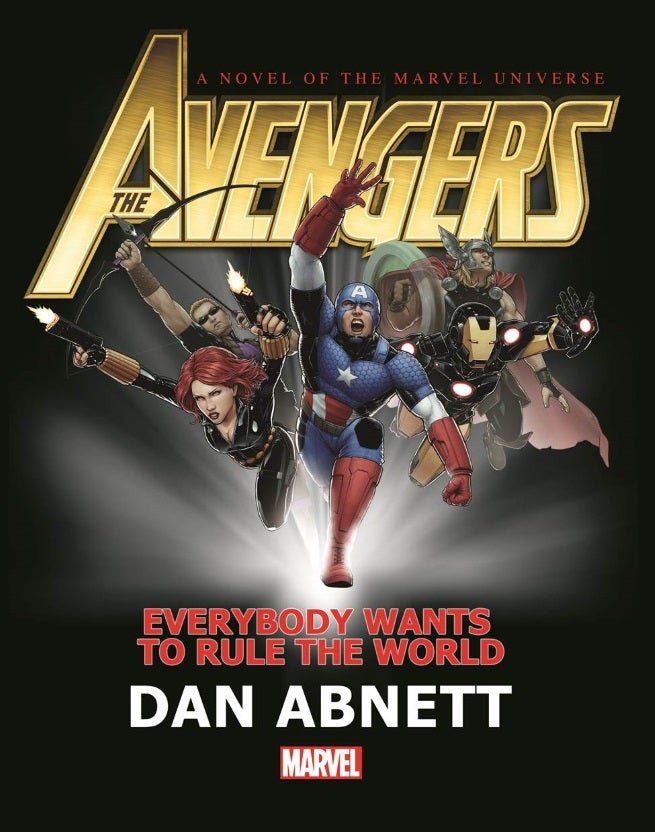Avengers Everybody Wants To Rule The World Cover
