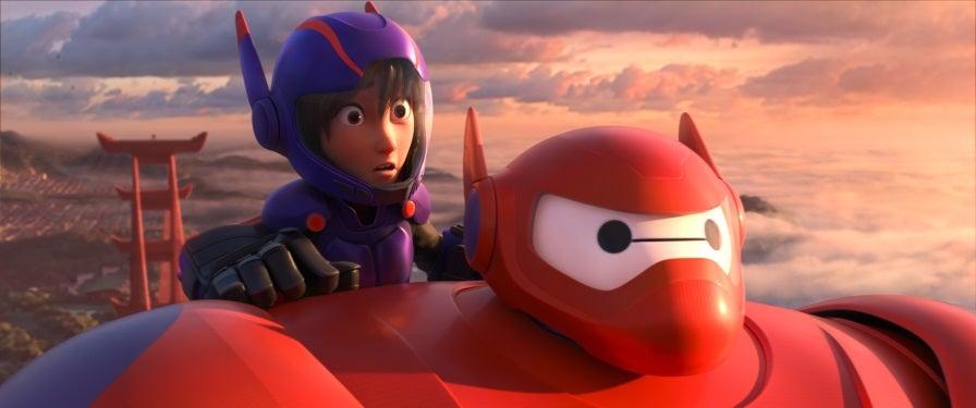 Big Hero 6 Digital And Blu-Ray Release Dates Announced