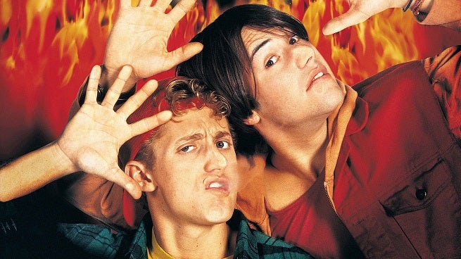 Keanu Reeves Says They're Just Trying To Get Bill And Ted 3 Story Right
