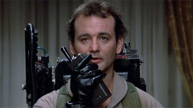 Billy Murray Ghostbusters