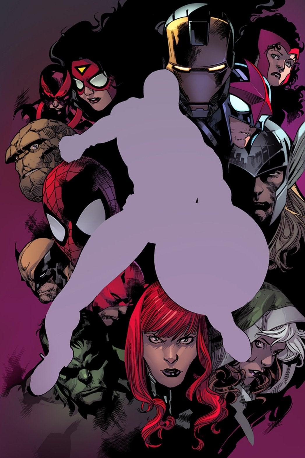Captain America 25 - Cover