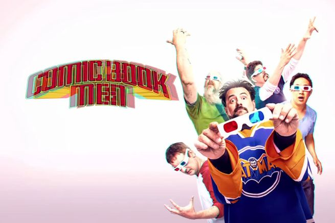 Kevin Smith's Comic Book Men And Talking Dead Are the Only Unscripted Shows AMC Is Keeping