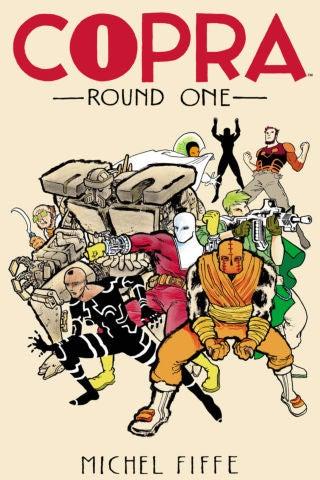 COPRA Round One Cover
