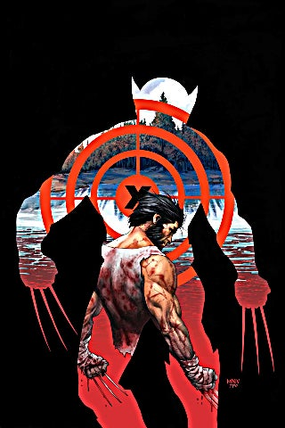 Death of Wolverine 1 - Cover