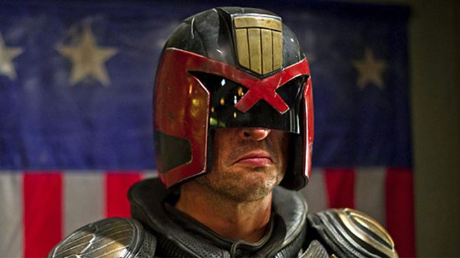 Karl Urban Talks Dredd Sequel at a Star Trek Convention