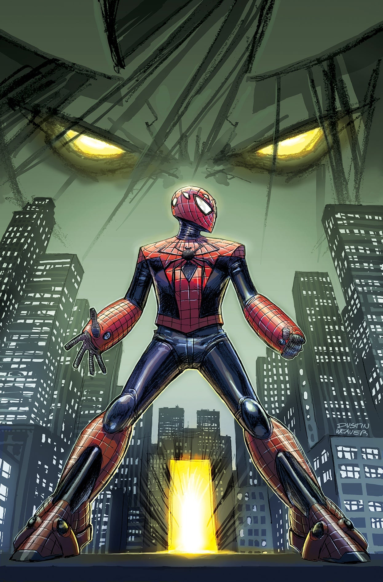 Edge of Spider-Verse 3 - Cover