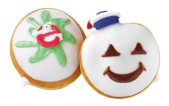 Krispy Kreme Announces 'Ghostbusters' Doughnuts to Celebrate Movie's 30th Anniversary