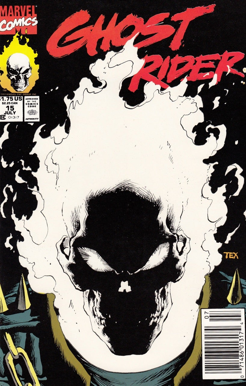 GhostRider15 cover