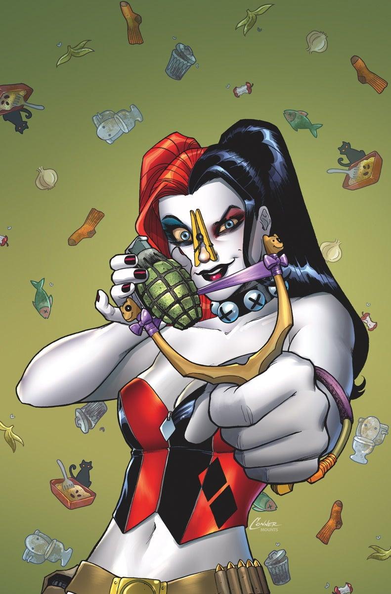 Harley Quinn Vol 2 Annual-1 Cover-1 Teaser
