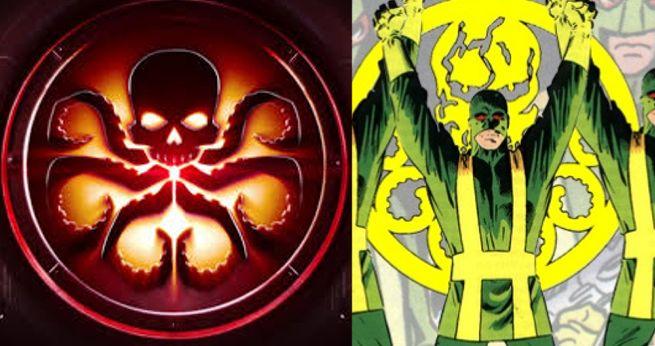 Hydra Logos