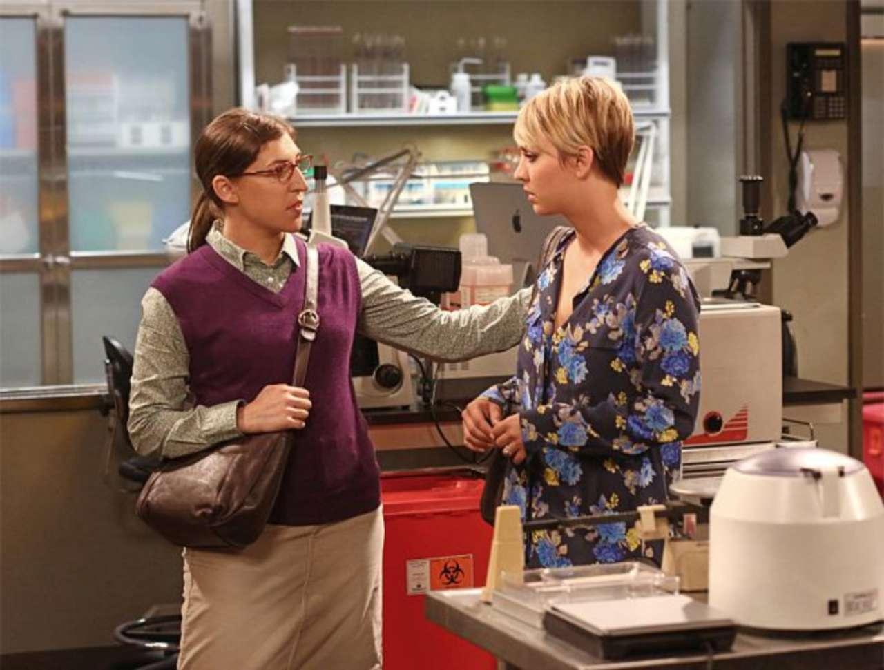 The Big Bang Theorys Kaley Cuoco Explains Her New Haircut
