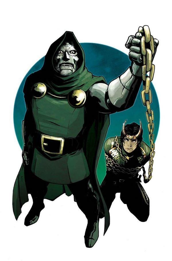 Loki Agent of Asgard 6 - Cover