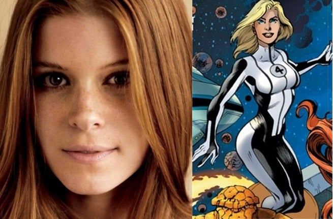 Fantastic Four Reboot Will Have Different Origin, Sue Storm Is Adopted